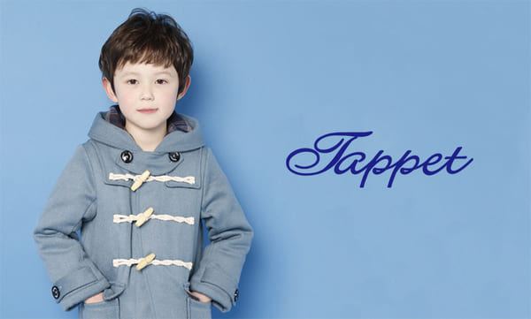 f86f69fce3fe7 Tappet(タペット)キッズモデル募集と子供服ブランド&店舗情報